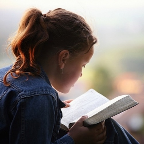 Daily Devotions for Teen Homepage