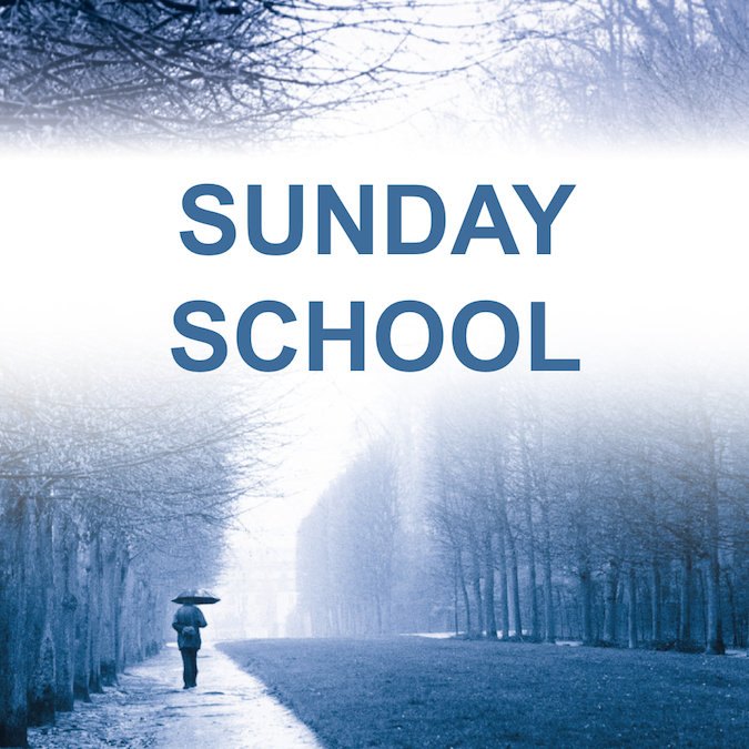 Teen Sunday School Logo for Teen Page
