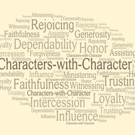 Characters with Character
